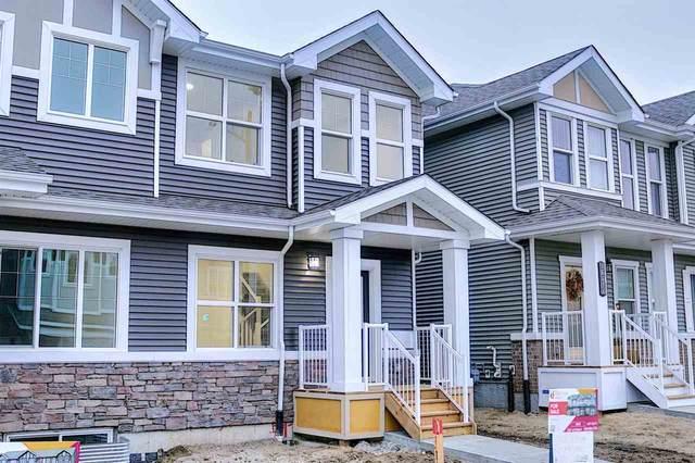 16626 31 Avenue, Edmonton, AB T6W 4P8 (#E4234282) :: Initia Real Estate