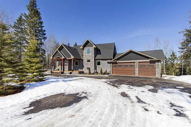 23 62101 Range Road 421, Rural Bonnyville M.D., AB T9M 1P1 (#E4234286) :: Initia Real Estate
