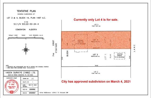 12811 71 Street, Edmonton, AB T5C 0M3 (#E4234294) :: Initia Real Estate