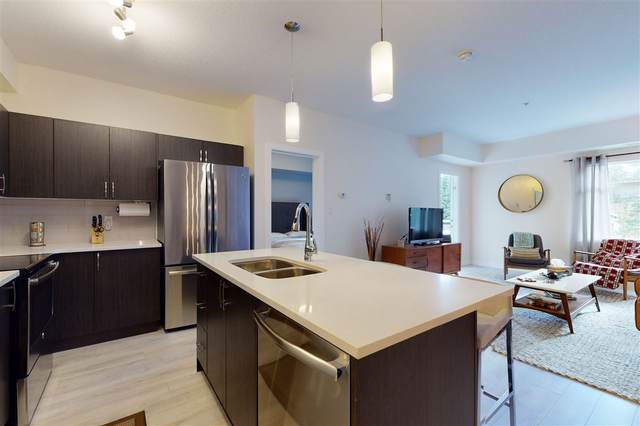 208-8525 91 ST, Edmonton, AB T6C 3N1 (#E4234315) :: The Foundry Real Estate Company