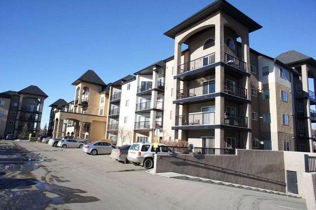 214 14612 125 Street, Edmonton, AB T5X 0B6 (#E4234320) :: Initia Real Estate
