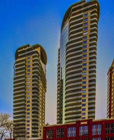 1801 10136 104 Street, Edmonton, AB T5J 0B5 (#E4234353) :: RE/MAX River City
