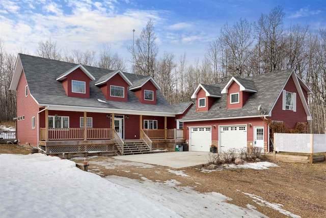 #9 465070 RR 20, Rural Wetaskiwin County, AB T0C 2V0 (#E4234392) :: Initia Real Estate