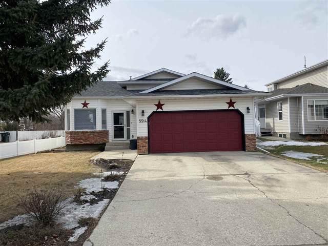 5514 46 Street, Stony Plain, AB T7Z 1E1 (#E4234399) :: Initia Real Estate