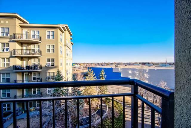 1-408 4245 139 Avenue, Edmonton, AB T5Y 3E8 (#E4234429) :: Initia Real Estate