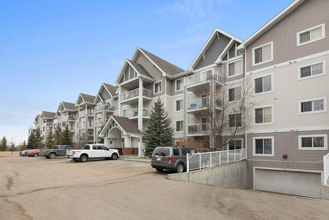 416 13710 150 Avenue, Edmonton, AB T6V 0B2 (#E4234433) :: Initia Real Estate