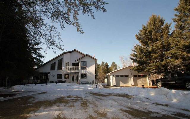 231 59536 R132A, Rural Smoky Lake County, AB T0A 0B8 (#E4234450) :: Initia Real Estate