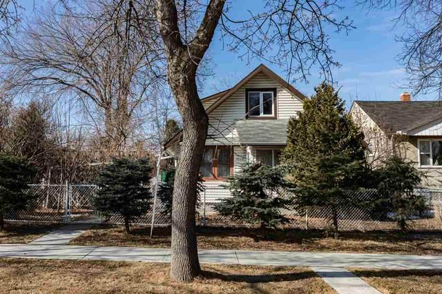 11222 103 Street, Edmonton, AB T5G 2H5 (#E4234455) :: Initia Real Estate