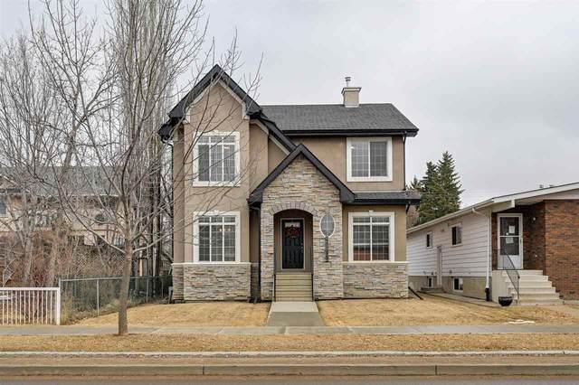 7215 106 Street, Edmonton, AB T6E 4V7 (#E4234492) :: RE/MAX River City