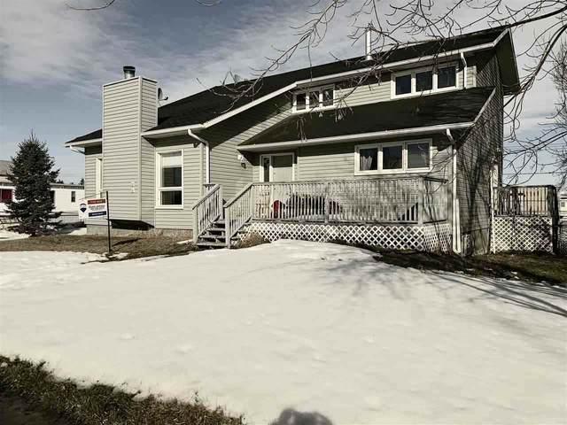 725 2 Street, Thorhild, AB T0A 3J0 (#E4234504) :: Initia Real Estate