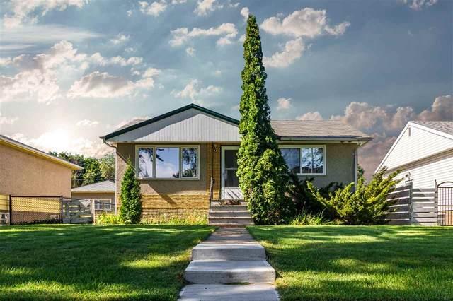 12024 55 Street, Edmonton, AB T5W 3R2 (#E4234524) :: Initia Real Estate