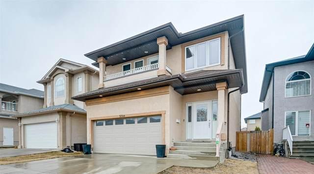5316 164 Avenue, Edmonton, AB T5Y 0H4 (#E4234552) :: Initia Real Estate