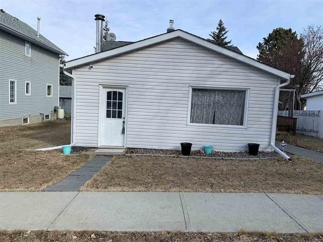 5121 51 Avenue, Stony Plain, AB T7Z 1C2 (#E4234573) :: Initia Real Estate