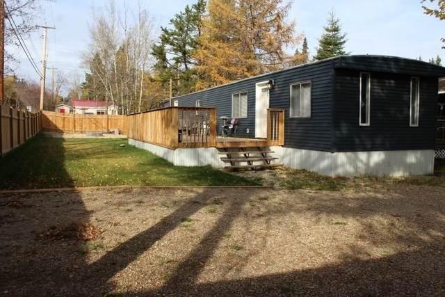 156 10 Street, Rural Parkland County, AB T0E 2B0 (#E4234580) :: Initia Real Estate