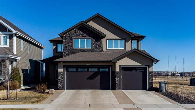 1194 Genesis Lake Boulevard, Stony Plain, AB T7Z 0G3 (#E4234626) :: Initia Real Estate