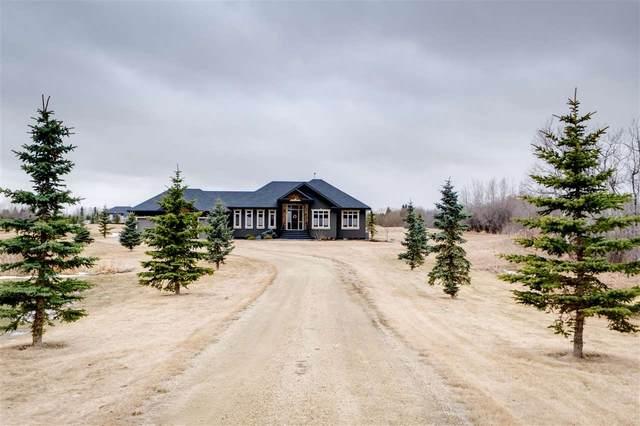 24 22111 TWP RD 510, Rural Leduc County, AB T0B 3M2 (#E4234628) :: Initia Real Estate