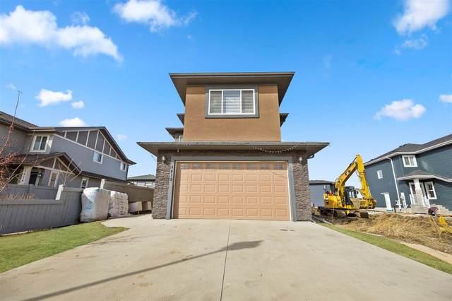 4418 38A Street, Beaumont, AB T4X 2B8 (#E4234638) :: Initia Real Estate