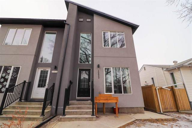 10833 63 Avenue, Edmonton, AB T6H 1P9 (#E4234646) :: Initia Real Estate