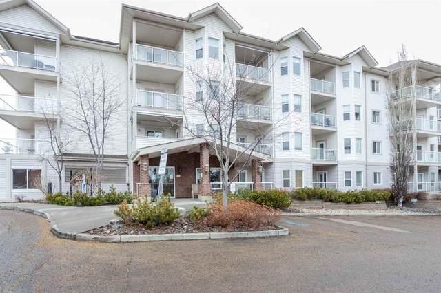 424 14259 50 Street, Edmonton, AB T5A 5J2 (#E4234655) :: Initia Real Estate