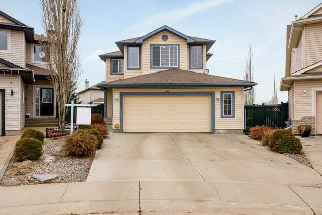 2125 Garnett Place, Edmonton, AB T5T 6R5 (#E4234722) :: Initia Real Estate