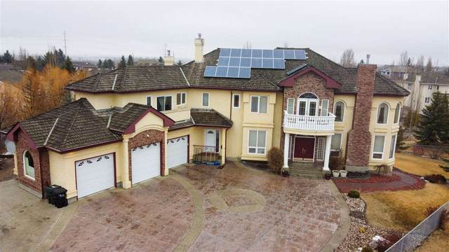 107 52304 RGE RD 233, Rural Strathcona County, AB T8B 1C9 (#E4234769) :: Initia Real Estate
