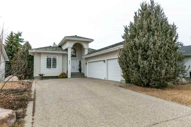 422 Pawson Cove, Edmonton, AB T5T 5Z1 (#E4234803) :: Initia Real Estate