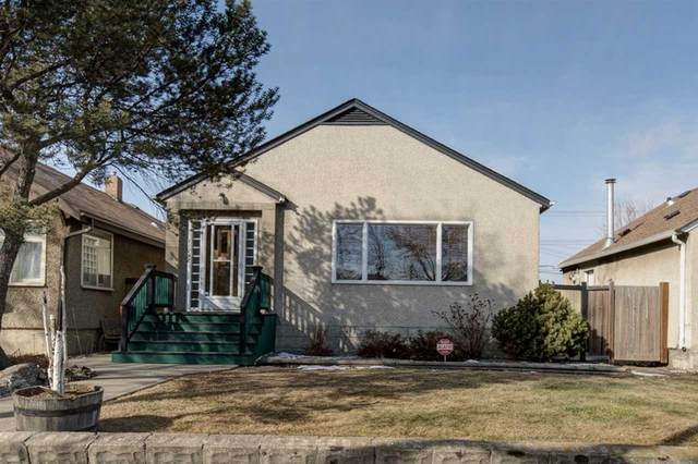 11732 97 Street, Edmonton, AB T5G 1Y2 (#E4234814) :: Initia Real Estate