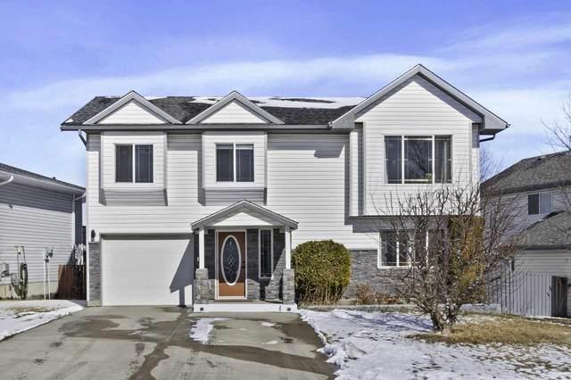 1910 6 Street, Cold Lake, AB T9M 1M3 (#E4234818) :: Initia Real Estate