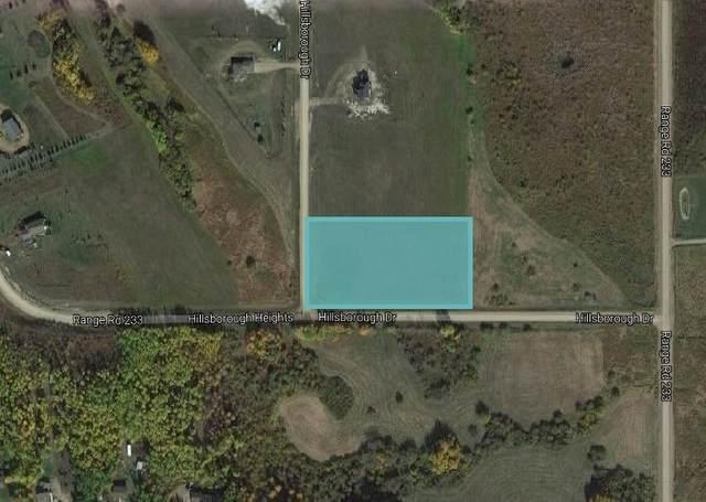 73 57126 RR 233, Rural Sturgeon County, AB T0A 1N5 (#E4234858) :: Initia Real Estate