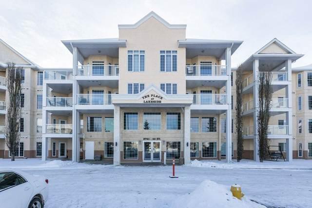 429 2741 55 Street, Edmonton, AB T6L 7G7 (#E4234861) :: Initia Real Estate