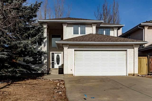 1010 Burns Close, Edmonton, AB T6R 2L2 (#E4234869) :: Initia Real Estate