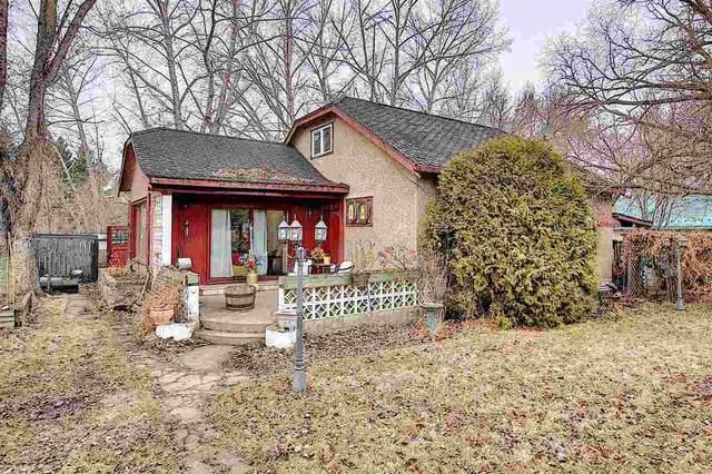 4612 50 Street, Stony Plain, AB T7Z 1L6 (#E4234880) :: Initia Real Estate