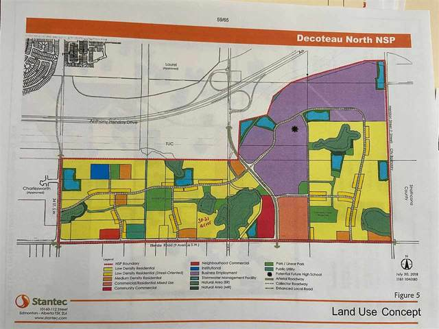 1730 Ellerslie Rd SW, Edmonton, AB T6X 1A7 (#E4234905) :: Initia Real Estate