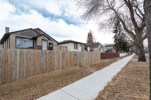 11525 68 Street, Edmonton, AB T5B 1P2 (#E4234968) :: Initia Real Estate