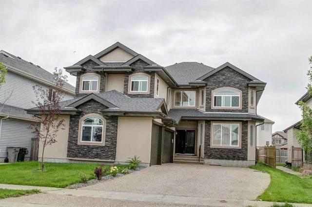 6505 38 Avenue, Beaumont, AB T4X 0G7 (#E4234971) :: Initia Real Estate