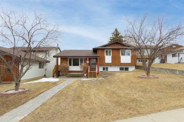 4214 51 Avenue, Cold Lake, AB T9M 2A1 (#E4234990) :: Initia Real Estate