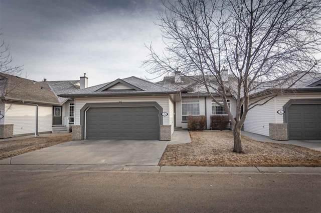 3 1752 Glastonbury Boulevard, Edmonton, AB T5T 6W2 (#E4235027) :: Initia Real Estate
