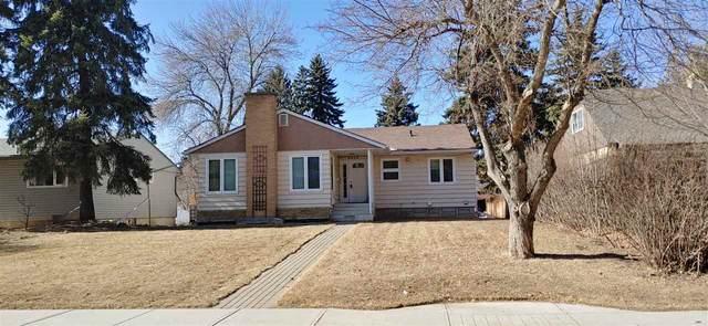 8436 117 Street, Edmonton, AB T6G 1R4 (#E4235038) :: Initia Real Estate