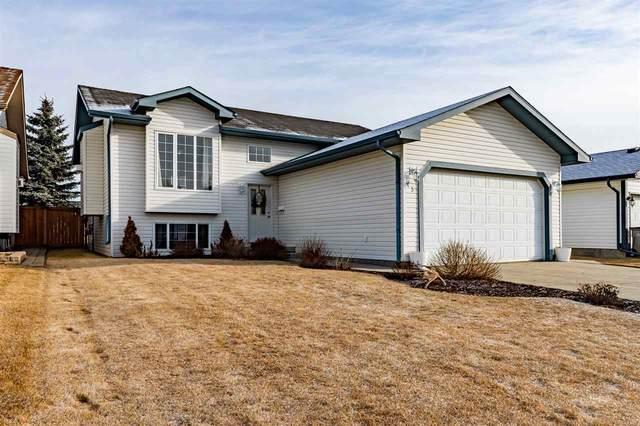 43 Heritage Crescent, Stony Plain, AB T7Z 2G1 (#E4235048) :: Initia Real Estate