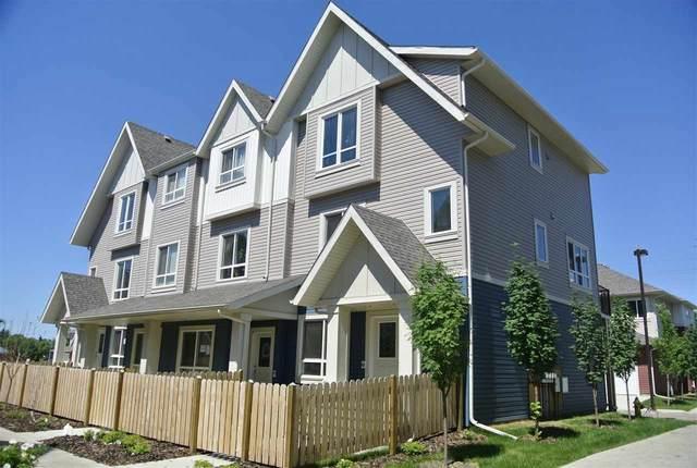 16 13003 132 Avenue NW, Edmonton, AB T5L 3R2 (#E4235055) :: Initia Real Estate