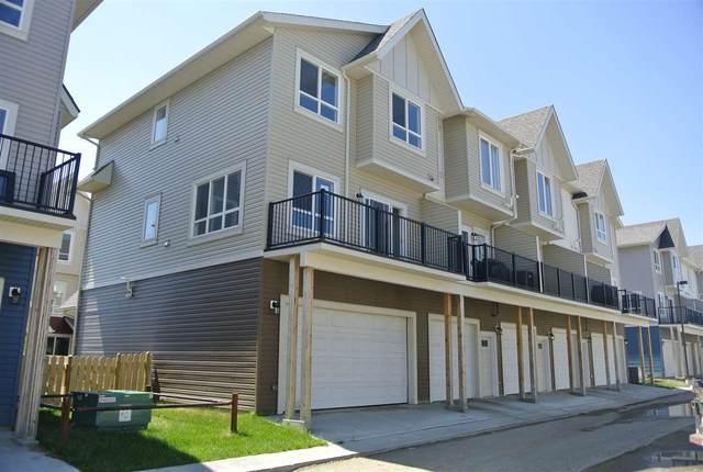 15 13003 132 Avenue NW, Edmonton, AB T5L 3R2 (#E4235057) :: Initia Real Estate