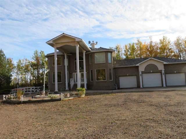 73 51248 RGE RD 231, Rural Strathcona County, AB T8B 1K7 (#E4235115) :: Initia Real Estate