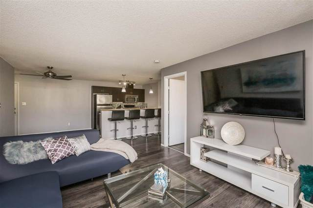 410 1188 Hyndman Road NE, Edmonton, AB T5A 0E9 (#E4235162) :: The Foundry Real Estate Company