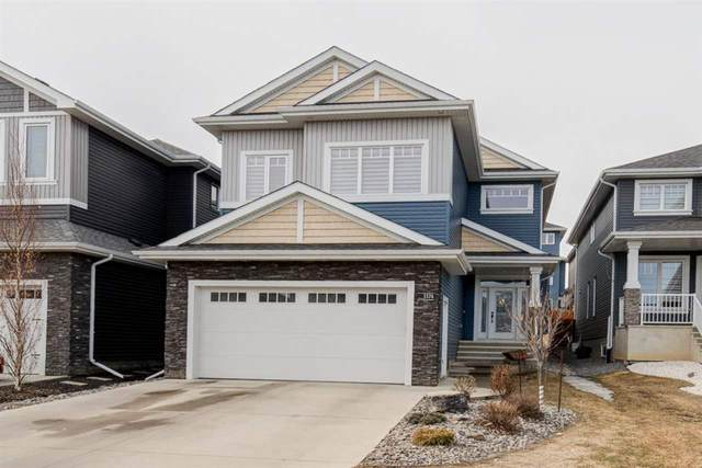3376 Chickadee Drive, Edmonton, AB T5S 0K9 (#E4235192) :: Initia Real Estate