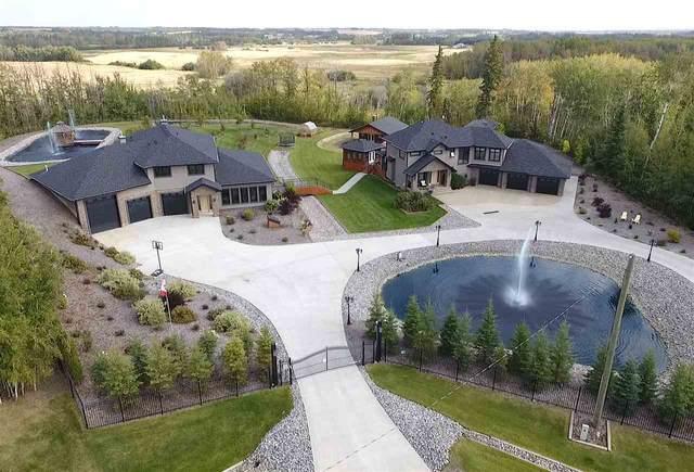62 53305 RGE RD 273, Rural Parkland County, AB T7X 3N3 (#E4235212) :: Initia Real Estate