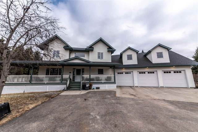 15 52112 RGE RD 274, Rural Parkland County, AB T7X 3V2 (#E4235230) :: Initia Real Estate