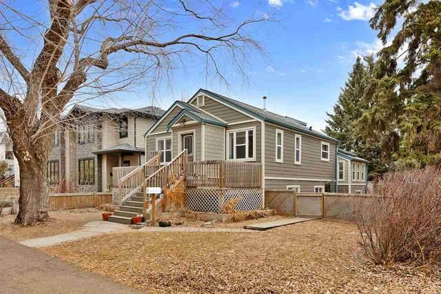 10203 90 Street, Edmonton, AB T5H 1R9 (#E4235236) :: RE/MAX River City