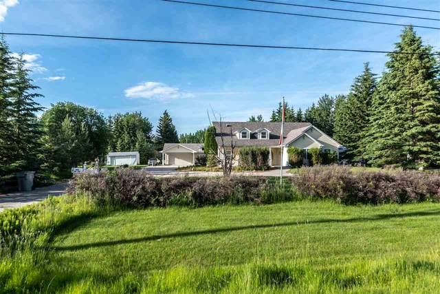 4924 48A Avenue, Rural Lac Ste. Anne County, AB T0E 0A0 (#E4235249) :: Initia Real Estate