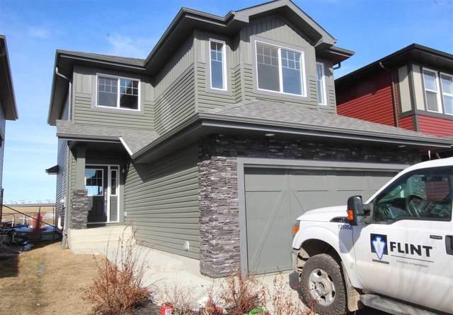 57 Prospect Place, Spruce Grove, AB T7X 0E2 (#E4235268) :: Initia Real Estate