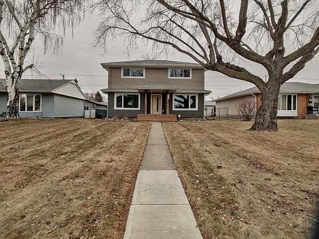 10447 52 Street, Edmonton, AB T6A 2G7 (#E4235294) :: Initia Real Estate